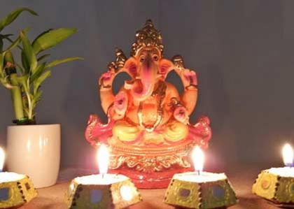 Vastu Tips - Perform Puja in house