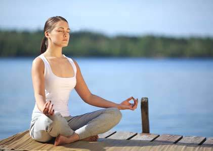 Meditate frequenty as per Vastu