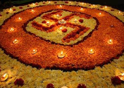 Use holy symbol of Swastik at home as per Vastu