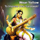 Importance of wearing yellow on Vasant Panchami