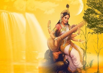 Maa Saraswati Mantra to gain knowledge