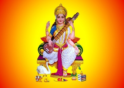 Maa Saraswati Mantra to gain wisdom