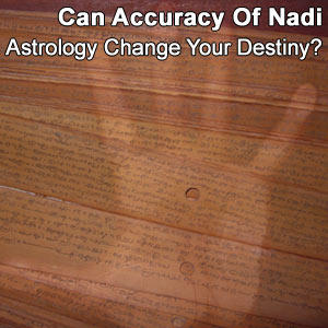 Understanding the accuracy of Nadi Astrology