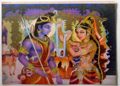 Shiva Married Parvati on this day!