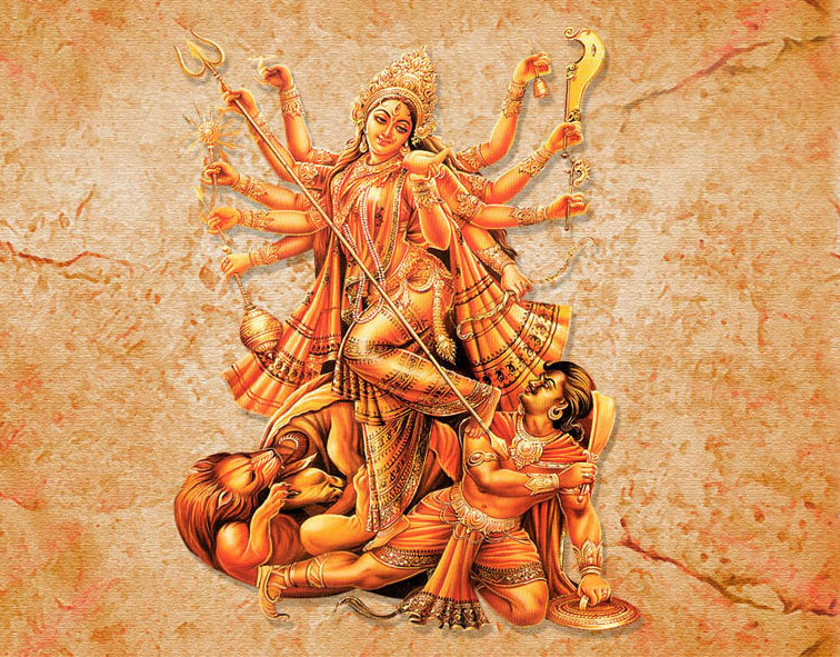 Vasanth Navratri is celebrated in month of Chaitra