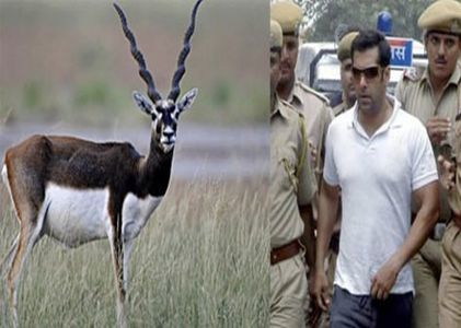 Anupam V Kapil offers insights on the infamous black buck case