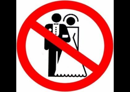 Don't Marry!