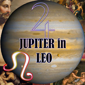 What happens when Jupiter moves in the Leo sun sign on 14th July, 2015?