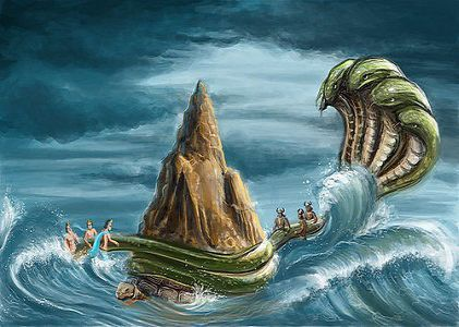 Legend of Samudra Manthan