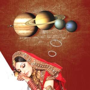 18 planetary combinations that cause delay in marriage!
