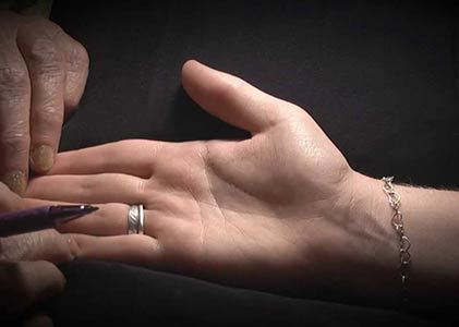 Difference in Hands - Palmistry