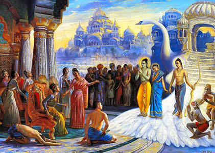 Role of Women in Indian Mythology Epics