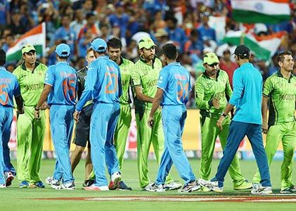 India vs Pakistan on 19th March 2016
