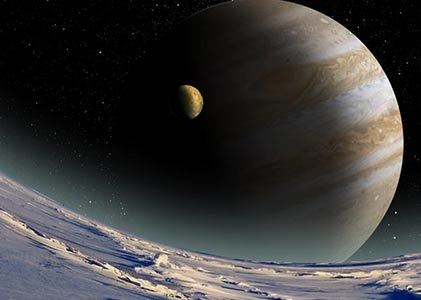 What does the planet Jupiter represent?