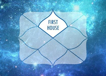 1st House in Horoscope