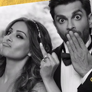 Bipasha Basu and Karan Singh Grover wedding and their much monkey love!