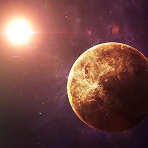 Impact of combusted Venus