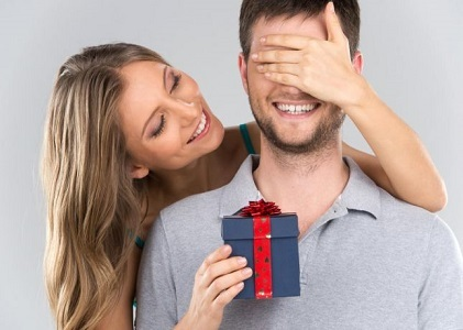 Buy him simplistic and practical gifts