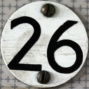 Does number 26 indicate doomsday?