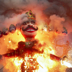 DEMYSTIFYING the festival of DUSSEHRA