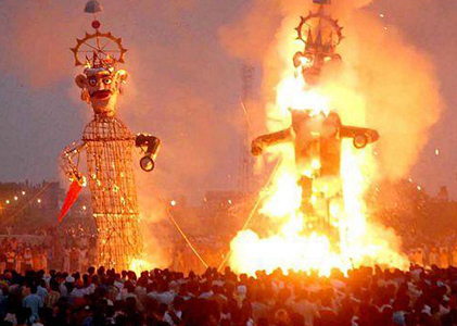 What does Dussehra mean to you?
