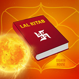 Lal Kitab remedies for Surya (Sun) in the Eighth House