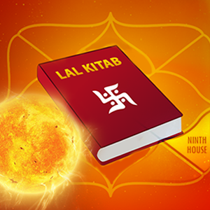 Lal Kitab remedies for Surya (Sun) in the Ninth House