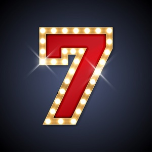 Number 7 Personality