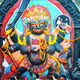 Kaal Bhairava, the lord of Time