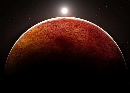 Mars is one of the most important planets