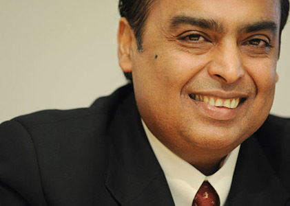 Mukesh Ambani is No 1 and would continue to be in the news