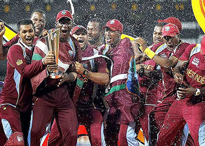West Indies Cricket team picked up 3 World Cups