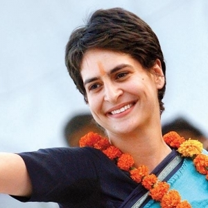 "The new ""Indira"" of congress – Priyanka Gandhi"