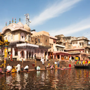 The Famous Temples of Mathura