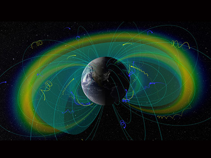 Subtle electrical and magnetic radiations are constantly circulating in the universe