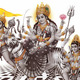 Names of goddess Durga and meaning