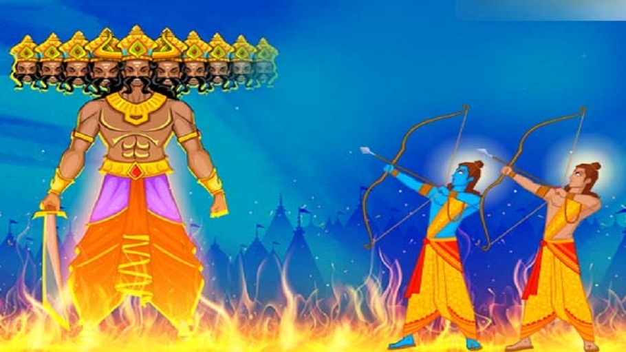 Messages for Dussehra
