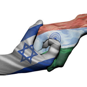 India-Israel in a love technology relationship say Numbers : Anupam Kapil