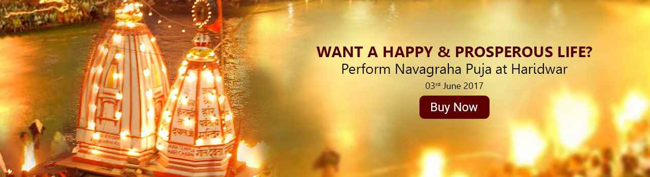 Eradicate and absolve all your sins with Navagraha Puja at Haridwar on Ganga Dusshera