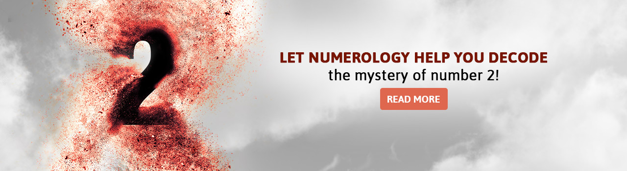 Numerology of number 2