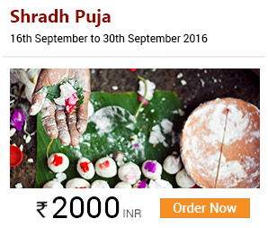 Shradh Puja: 16th September to 30th September 2106