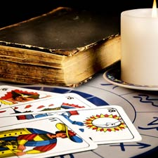 Tarot remedies