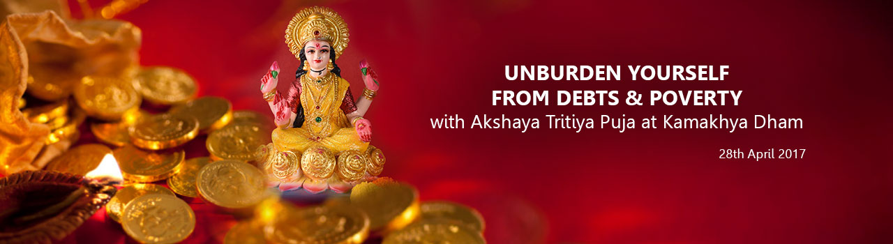 This puja attracts prosperity and abundance