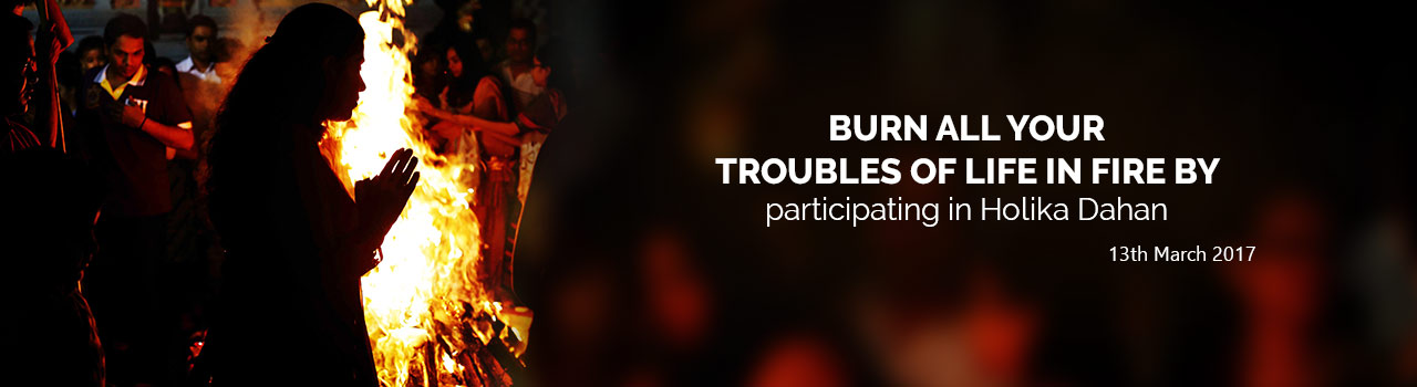 This puja helps you overcome all your troubles and obstacles