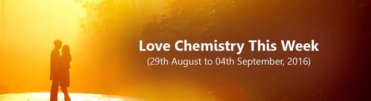 Your Love Chemistry for this week!